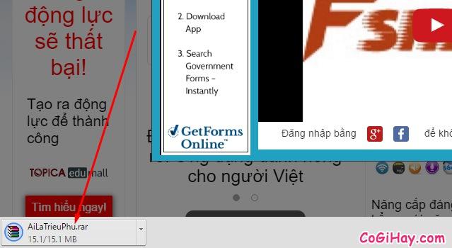 đang tải file về từ Fshare.vn