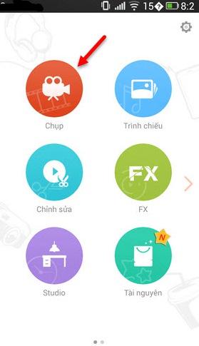 Hướng dẫn quay VivaVideo cho Android, iPhone & iPad + Hình 2