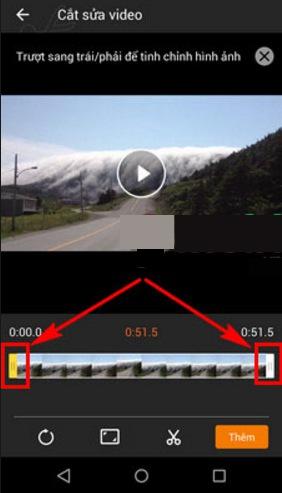 Hướng dẫn sử dụng phần mềm Viva Video để cắt một đoạn video cho Android & iOS + Hình 4