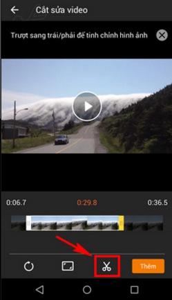 Hướng dẫn sử dụng phần mềm Viva Video để cắt một đoạn video cho Android & iOS + Hình 5