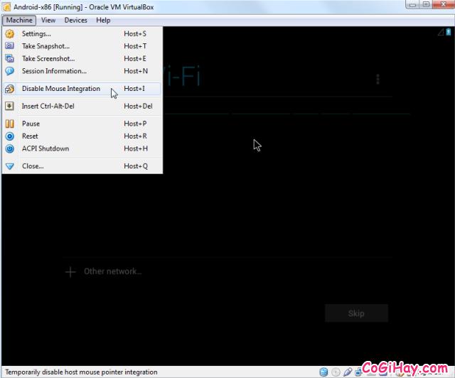 Cài đặt phần mềm giả lập Android trên máy tính bằng VirtualBox + Hình 15