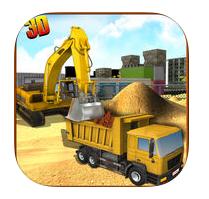Tải Game Máy Xúc, game lái máy cẩu cho iPhone, iPad
