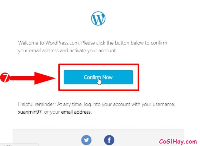 WordPress là gì? Cách đăng ký & tạo Website, Blog với WordPress.com + Hình 11