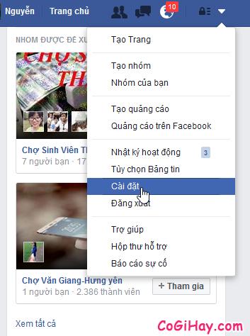 Hướng dẫn chặn tin rác, tin quảng cáo từ nhóm lạ trên Facebook Messenger + Hình 3