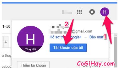 Cách thêm số điện thoại mới để khôi phục tài khoản Gmail, Email + Hình 2