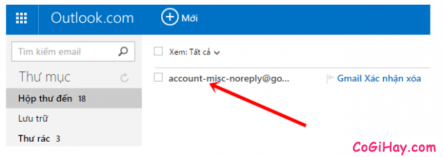 Các bước để xóa tài khoản Email, Gmail khi không sử dụng nữa + Hình 10