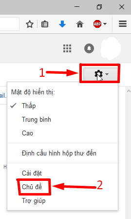 Hướng dẫn thay đổi giao diện cho Account Gmail + Hình 3