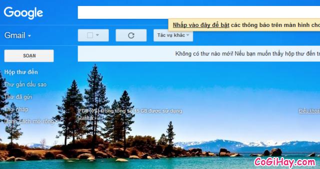 Hướng dẫn thay đổi giao diện cho Account Gmail + Hình 7