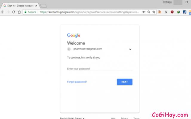Hướng dẫn đăng ký tạo nhiều tài khoản Gmail chỉ với 01 số điện thoại + Hình 9