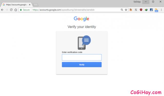 Hướng dẫn đăng ký tạo nhiều tài khoản Gmail chỉ với 01 số điện thoại + Hình 10