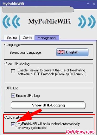 Cách phát WIFI trực tiếp từ máy tính với phần mềm My Public WiFi + Hình 11