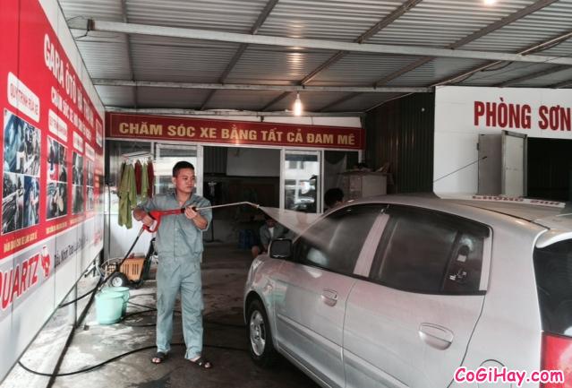 Hướng dẫn rửa xe ô tô tại nhà - Có nên rửa xe bằng nước mưa không ? + Hình 7
