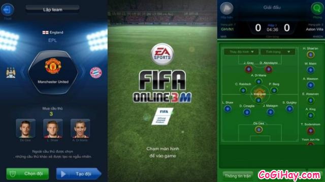 Tải cài đặt game FIFA Online 4 cho điện thoại iOS và Android + Hình 2