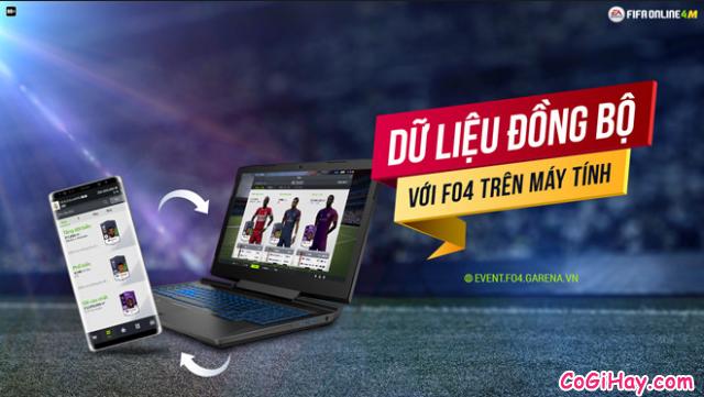 Tải cài đặt game FIFA Online 4 cho điện thoại iOS và Android + Hình 4