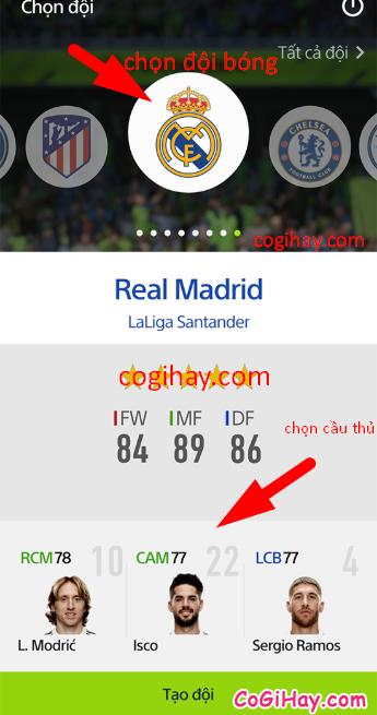 Tải cài đặt game FIFA Online 4 cho điện thoại iOS và Android + Hình 12