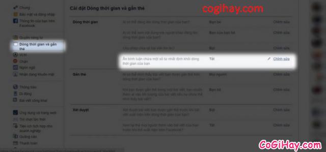 Hướng dẫn chặn những câu bình luận không hay Facebook cá nhân + Hình 9