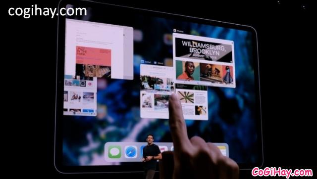 Mách bạn cách khôi phục cài đặt gốc trên tablet iPad Pro khi không có nút HOME + Hình 2