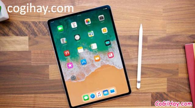 Mách bạn cách khôi phục cài đặt gốc trên tablet iPad Pro khi không có nút HOME + Hình 4