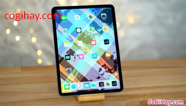 Mách bạn cách khôi phục cài đặt gốc trên tablet iPad Pro khi không có nút HOME + Hình 7