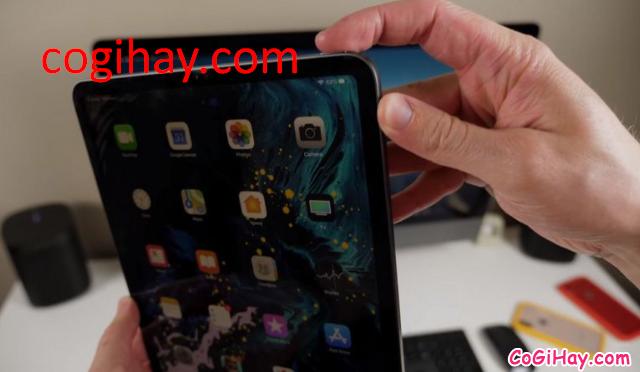 Mách bạn cách khôi phục cài đặt gốc trên tablet iPad Pro khi không có nút HOME + Hình 9