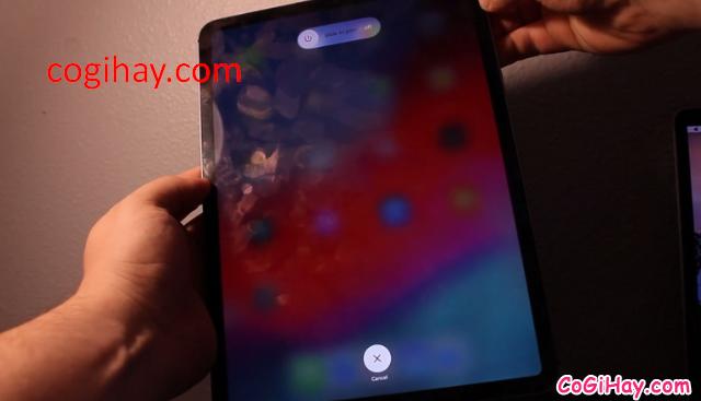 Mách bạn cách khôi phục cài đặt gốc trên tablet iPad Pro khi không có nút HOME + Hình 11