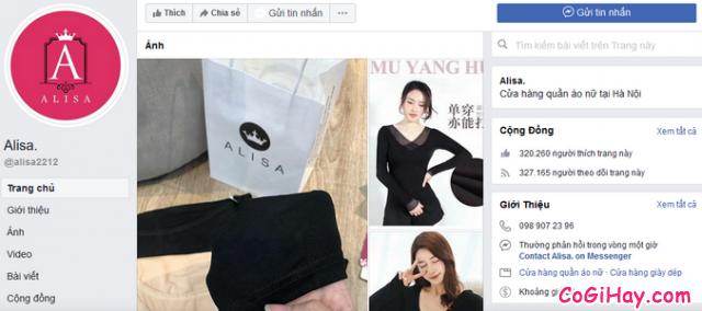 Hướng dẫn cách tạo FanPage Facebook từ điện thoại + Hình 5