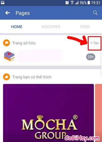 Hướng dẫn cách tạo FanPage Facebook từ điện thoại + Hình 7