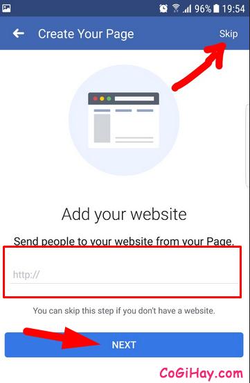 Hướng dẫn cách tạo FanPage Facebook từ điện thoại + Hình 13