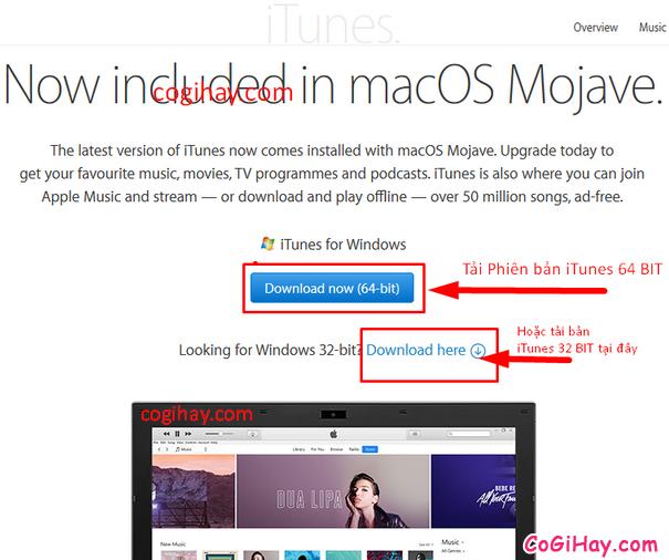 Ba cách kết nối iPhone, iPad với Máy tính, LAPTOP, PC Windows, MAC + Hình 5