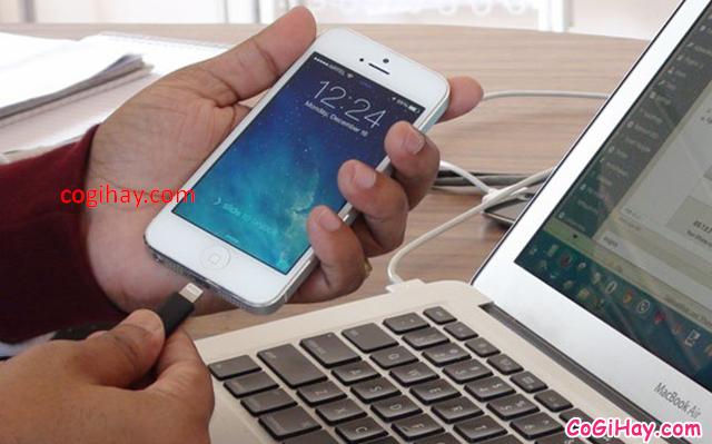 Ba cách kết nối iPhone, iPad với Máy tính, LAPTOP, PC Windows, MAC + Hình 9