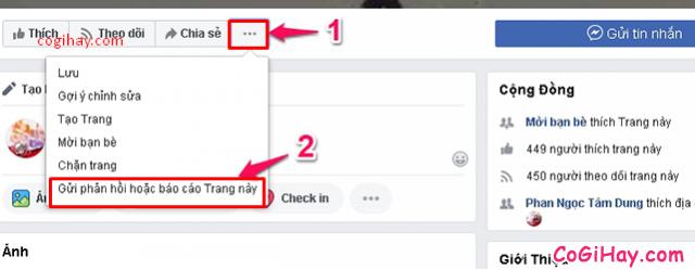 Mách bạn cách báo cáo Report Facebook giả mạo, lừa đảo nhanh nhất + Hình 4