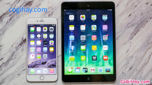 Điện thoại iPhone, Tablet iPad thông báo bộ nhớ iCloud bị đầy + Hình 17