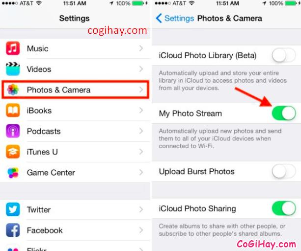 Tổng hợp các cách giải phóng dung lượng bộ nhớ cho iPhone, iPad + Hình 8