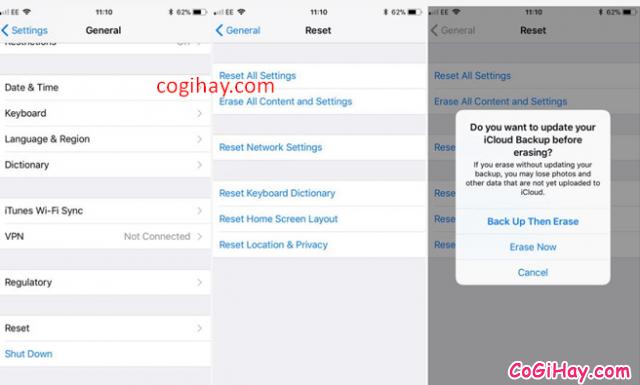 Tổng hợp các cách giải phóng dung lượng bộ nhớ cho iPhone, iPad + Hình 13