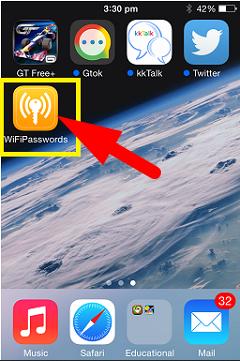 Cách xem lại mật khẩu WIFI được lưu trên iPhone, iPad đã jailbreak + Hình 9