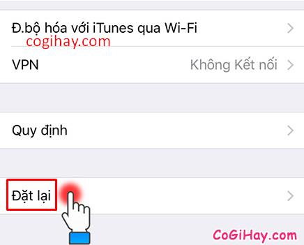 Sửa lỗi điện thoại iPhone, iPad không kết nối được với Wifi + Hình 18