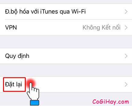 Sửa lỗi điện thoại iPhone, iPad không kết nối được với Wifi + Hình 24