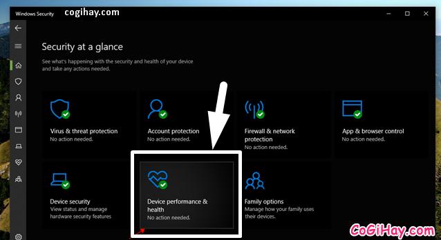 Bốn cách làm mới lại hệ điều hành Windows 10 + Hình 8