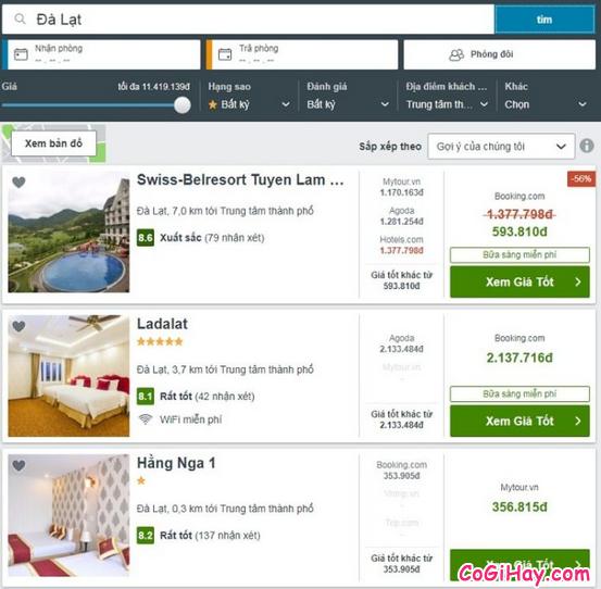 Tổng hợp TOP 5 website đặt phòng khách sạn online tốt nhất 2019 + Hình 15