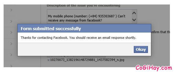 Hướng dẫn bạn cách lấy lại mật khẩu Facebook bằng chứng minh thư + Hình 15