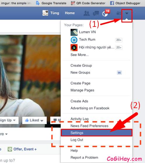 Hướng dẫn chặn tin nhắn quảng cáo trên Facebook Messenger + Hình 3