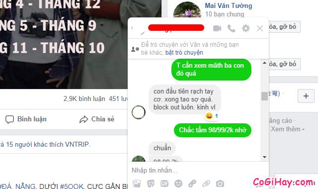Hướng dẫn chặn tin nhắn quảng cáo trên Facebook Messenger + Hình 6