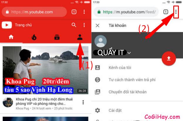 Cách thay đổi ảnh đại diện kênh YouTube bằng điện thoại + Hình 5