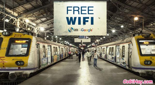 Google Station thử nghiệm dịch vụ Wifi Free tại Việt Nam + Hình 2