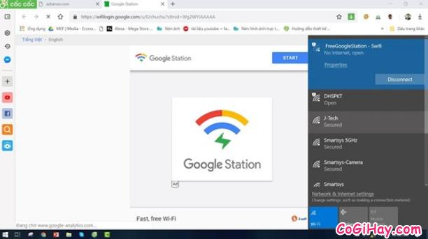 Google Station thử nghiệm dịch vụ Wifi Free tại Việt Nam + Hình 5