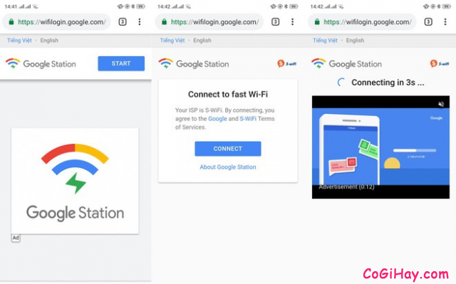 Google Station thử nghiệm dịch vụ Wifi Free tại Việt Nam + Hình 8