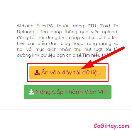 Cách kiếm tiền online bằng cách upload video files trên Filespw + Hình 24