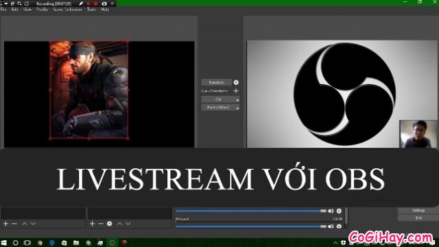 Hướng dẫn quay màn hình máy tính qua Youtube với OBS Studio + Hình 3