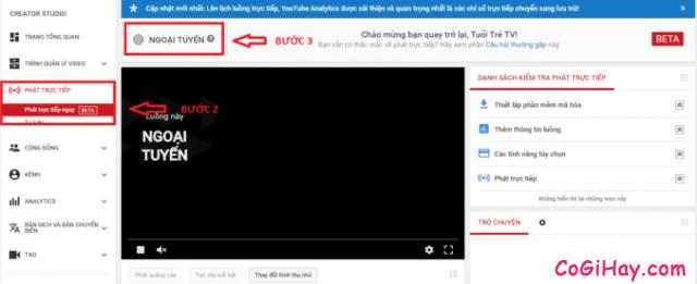 Hướng dẫn quay màn hình máy tính qua Youtube với OBS Studio + Hình 4
