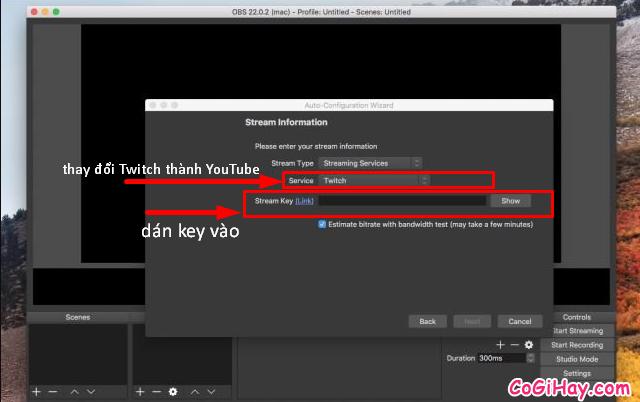 Hướng dẫn quay màn hình máy tính qua Youtube với OBS Studio + Hình 7